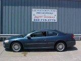 2003 Chrysler Sebring Steel Blue Pearlcoat