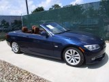 2013 Deep Sea Blue Metallic BMW 3 Series 328i Convertible #121687363