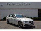 2017 Mineral White Metallic BMW 3 Series 330i xDrive Sedan #121687063