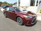Toyota Avalon Data, Info and Specs