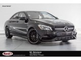 2017 Mercedes-Benz CLA 45 AMG 4Matic Coupe