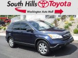 2008 Royal Blue Pearl Honda CR-V EX #121711517