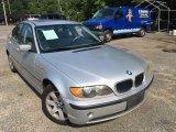 2004 Titanium Silver Metallic BMW 3 Series 325xi Sedan #121711568