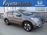 2015 Modern Steel Metallic Honda CR-V Touring #121711704