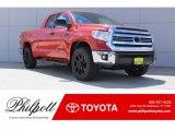 2017 Inferno Orange Toyota Tundra SR5 Double Cab 4x4 #121734887