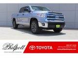 2017 Silver Sky Metallic Toyota Tundra SR5 CrewMax 4x4 #121734885