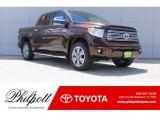 2017 Sunset Bronze Mica Toyota Tundra Platinum CrewMax #121734882