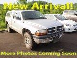 2004 Bright Silver Metallic Dodge Dakota Sport Club Cab 4x4 #121734937
