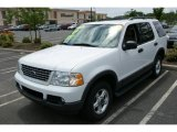 2003 Oxford White Ford Explorer XLT 4x4 #12133925