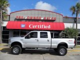 2007 Ford F250 Super Duty Silver Metallic