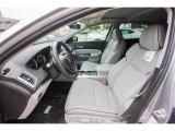 2018 Acura TLX V6 Technology Sedan Graystone Interior