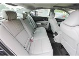2018 Acura TLX V6 Advance Sedan Rear Seat