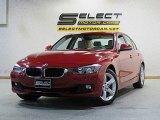 2013 Melbourne Red Metallic BMW 3 Series 328i xDrive Sedan #121759273