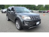 2017 Magnetic Ford Explorer Limited 4WD #121793149
