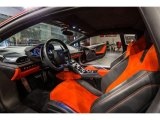 Lamborghini Huracan Interiors