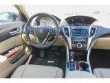 2018 Acura TLX Sedan Dashboard