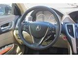 2018 Acura TLX Sedan Steering Wheel