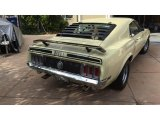 1970 Ford Mustang Light Ivy Yellow