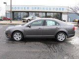 2010 Sterling Grey Metallic Ford Fusion SE #12136187