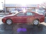 2010 Sangria Red Metallic Ford Fusion SE #12136189