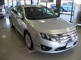 2010 Brilliant Silver Metallic Ford Fusion SE #12136191