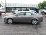 2010 Sterling Grey Metallic Ford Fusion SEL #12136198