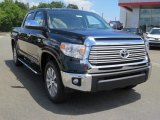 2017 Midnight Black Metallic Toyota Tundra Limited CrewMax #121824413
