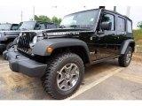 2017 Black Jeep Wrangler Unlimited Rubicon 4x4 #121824395