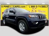 2017 True Blue Pearl Jeep Grand Cherokee Laredo 4x4 #121824350