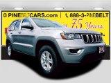 2017 Billet Silver Metallic Jeep Grand Cherokee Laredo 4x4 #121824346