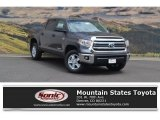2017 Magnetic Gray Metallic Toyota Tundra SR5 CrewMax 4x4 #121846962