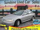 2002 Satin Silver Metallic Honda Accord EX Sedan #121846892