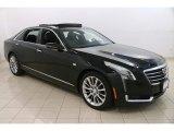 2017 Cadillac CT6 3.0 Turbo Luxury AWD Sedan
