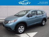 2014 Mountain Air Metallic Honda CR-V LX AWD #121867681