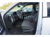 2017 Chevrolet Silverado 1500 Interiors
