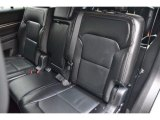 2016 Ford Explorer Limited 4WD Rear Seat