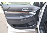 2016 Ford Explorer Limited 4WD Door Panel