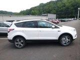 2017 White Platinum Ford Escape SE 4WD #121867859