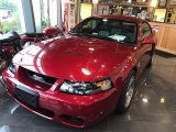 2003 Redfire Metallic Ford Mustang Cobra Coupe #121867762