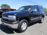 2002 Chevrolet Silverado 1500 Onyx Black