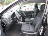 2015 Subaru Forester Interiors