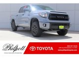 2017 Cement Toyota Tundra TRD PRO CrewMax 4x4 #121867893