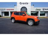 2017 Omaha Orange Jeep Renegade Latitude #121867883