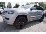2017 Billet Silver Metallic Jeep Grand Cherokee Laredo 4x4 #121890899