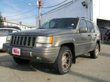 1996 Charcoal Gold Satin Jeep Grand Cherokee Limited 4x4 #12132093