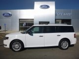 2016 White Platinum Ford Flex SEL AWD #121891165