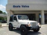 2006 Stone White Jeep Wrangler X 4x4 #12122848