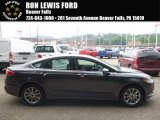 2017 Magnetic Ford Fusion SE #121890817