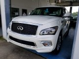 Infiniti QX80 2017 Data, Info and Specs