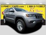 2017 Billet Silver Metallic Jeep Grand Cherokee Laredo 4x4 #121890739